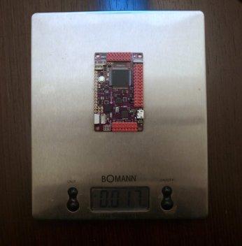 ZnDiy-BRY APM 2.6 weight