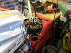 Sunnysky 4108 motors on Tarot 650