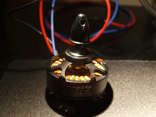 Sunnysky Motor X4108S 480kV with the cap