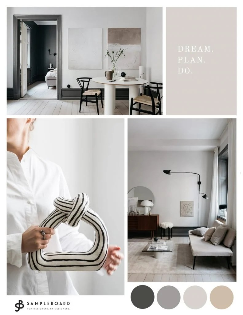 We'll outline the software tools that can move a wall or door without the need to redecorate afterwards. Top Interior Design Trends For 2021 Sampleboard Blog
