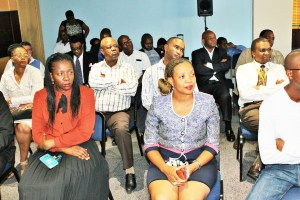 Part of the guests that attended the ceremony on Wednesday, among them senior executives of SAMSA, maritime, tourism, education and related sectors' representatives, as well as family members and friends.