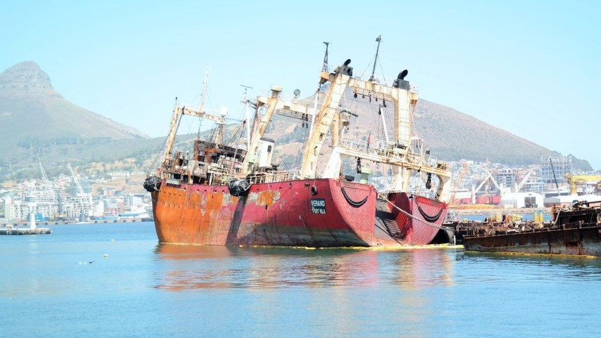 The MFV Verano, a Russia registered, South Korea owned fishing trawler that caught alight on Wednesday last week a the port of Cape Town has since had the fired put out.  An investigation into the cause of the fire is expected to commence as soon as it is deemed safe to do so.