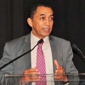 Prof Derrick Swartz. Vice-Chancellor, Nelson Mandela University