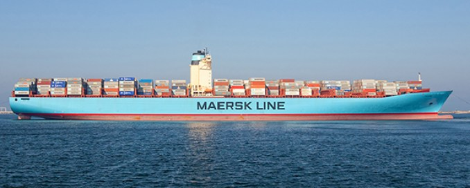 Maersk-container-vessel