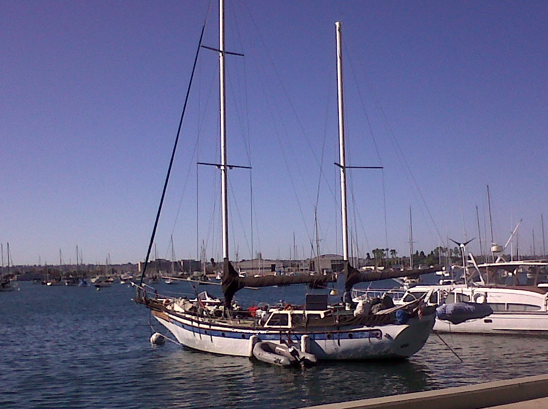 sailboat - San Diego Travel Blog
