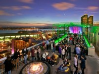 Nightlife San Diego - Rooftop Lounges in the Gaslamp Quarter