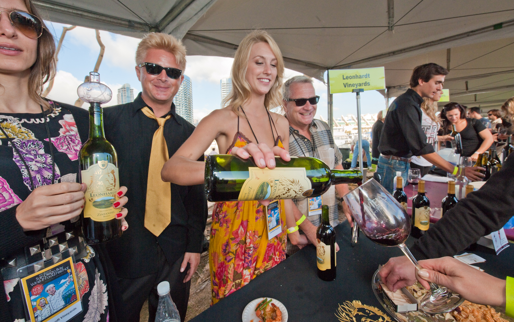 2015 San Diego Bay Food & Wine Festival