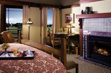 The Lodge at Torrey Pines  Romance and Relaxation