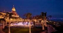 Hotel Del Coronado Ice Skating Ring - San Diego Travel