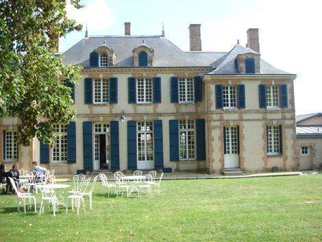 Château de la Marquetterie   ©foto Sandra Longinotti