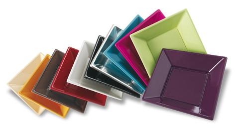 i colori dei piatti Smart di JMG