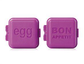 Box per cuocere le uova a cubetto della Monbento