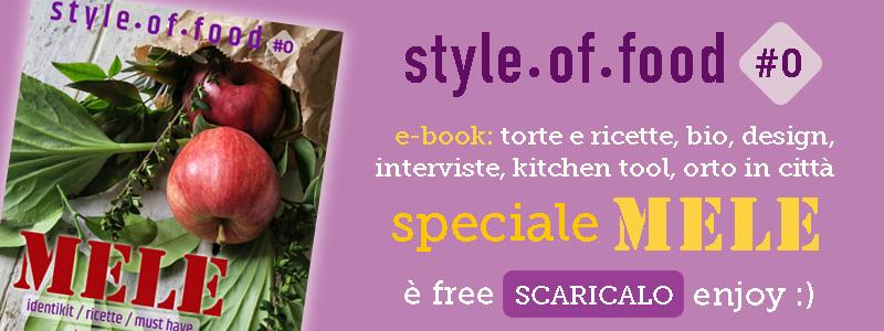 Style of Food Speciale Mele Teaser Sandra Longinotti