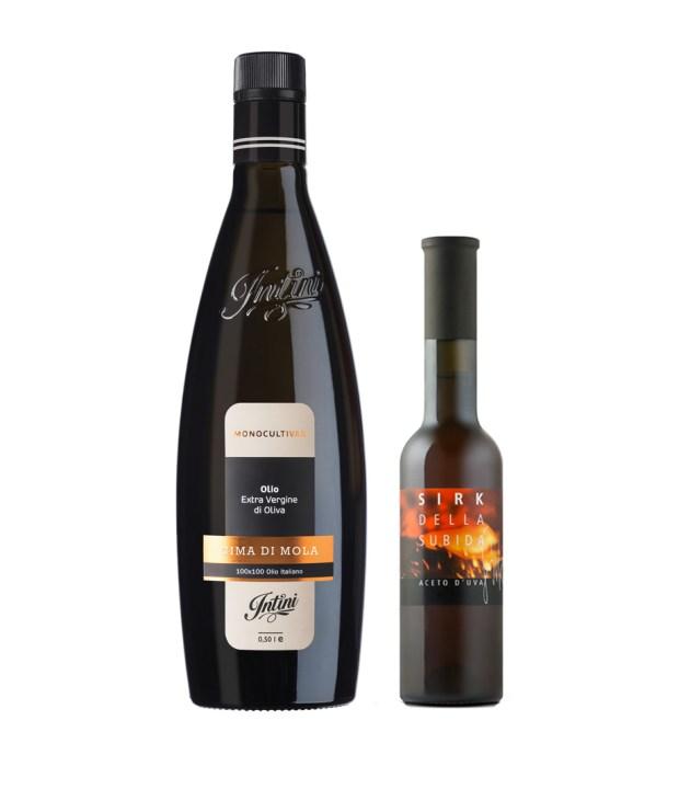 Olio e Aceto: Intini + Sirk della Subida