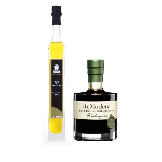 Olio e Aceto: Pariani + ReModena