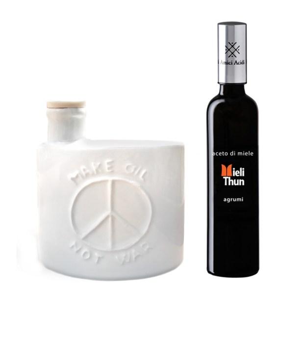 Olio e Aceto: Vernèra + Mieli Thun