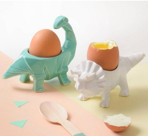 dinosauri Origami in ceramica | Letteroom