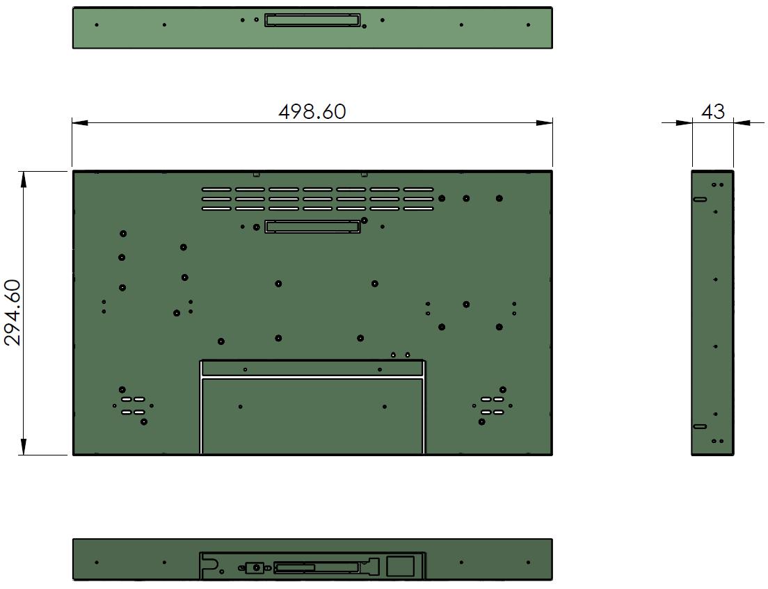 21.5 吋遊覽車專用液晶螢幕 » 三明電子有限公司