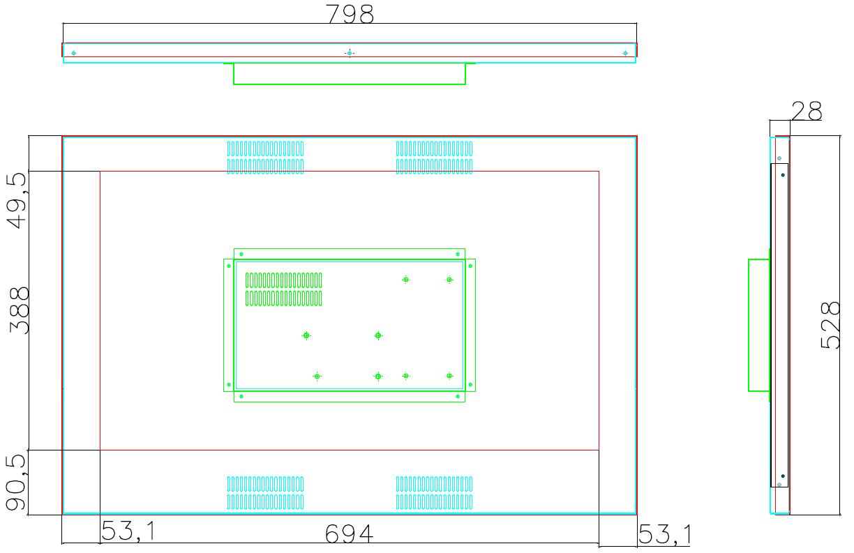 32 吋遊覽車專用液晶螢幕 » 三明電子有限公司
