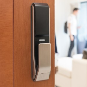 Digital Door lock นวัตกรรมสำหรับคนขี้ลืม