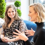 Fireside chat with Karlie Kloss