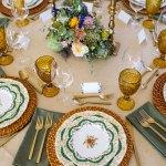 Sarah's Wedding: Dining & Decorating