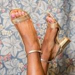 Reimagining Comfort: the Perfect Block Sandal