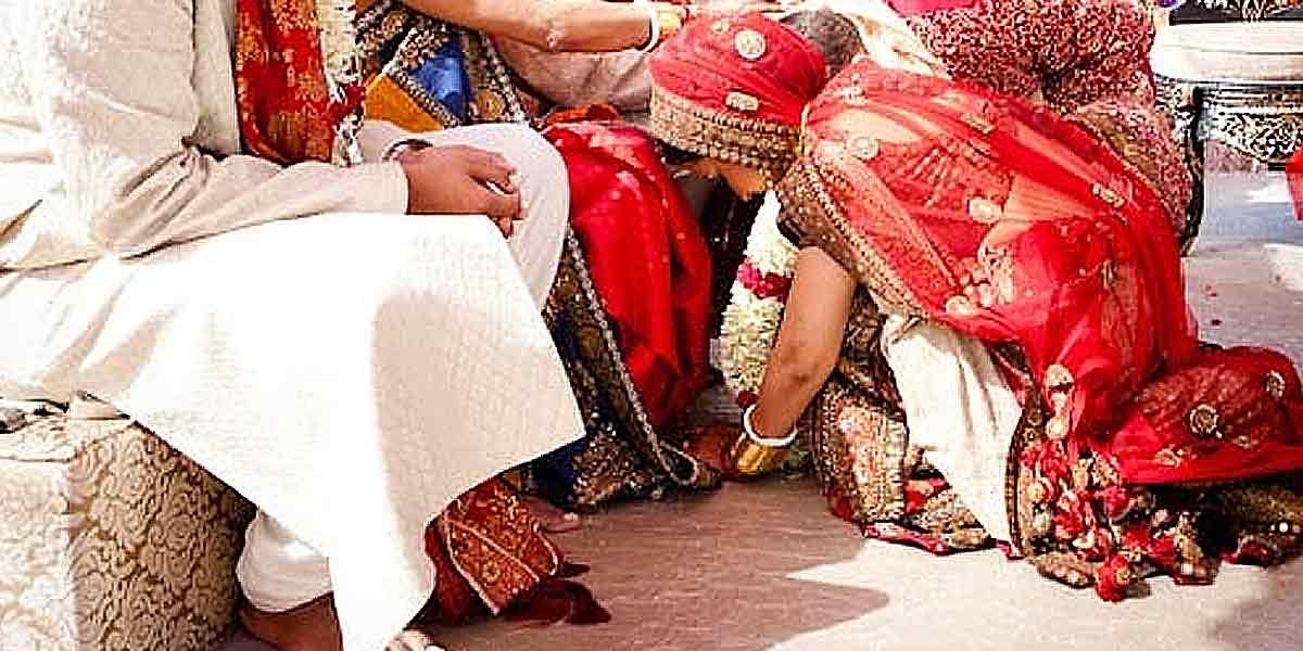 Here The Scientific Reason Why Newly Married Indian Couples