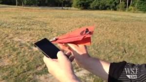 Drones de papel