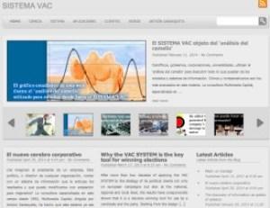 Web del SISTEMA VAC