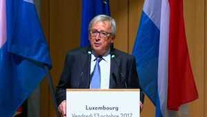 Imagen del presidente de la Comisión Europea, Jean-Claude Juncker