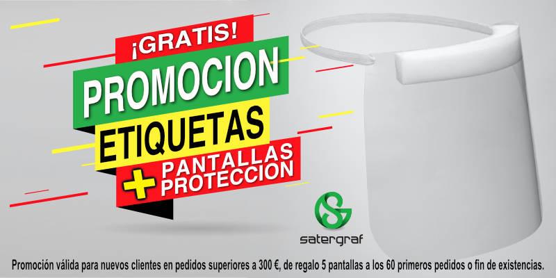 Promoción PANTALLAS de PROTECCIÓN
