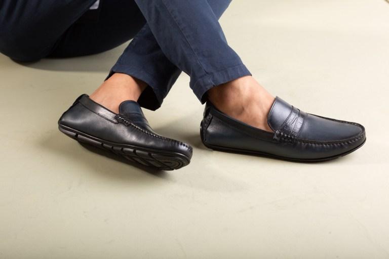Sapato Masculino: monte 5 looks com 1 mocassim
