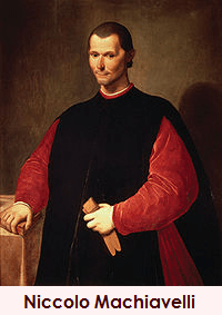 Machiavelli portrait