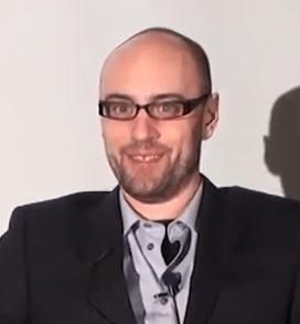 Sylvain Bouchard, leader de l'équipe des Verts qui a remporté le Iron Web 2013