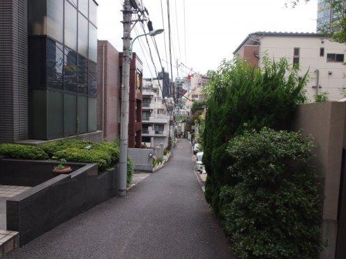 不動坂 (港区)