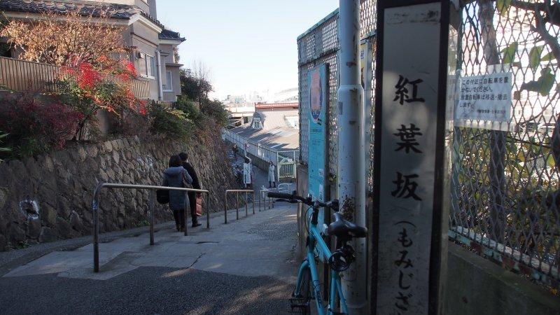 紅葉坂 (もみじざか)
