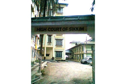 high courts of sikkim