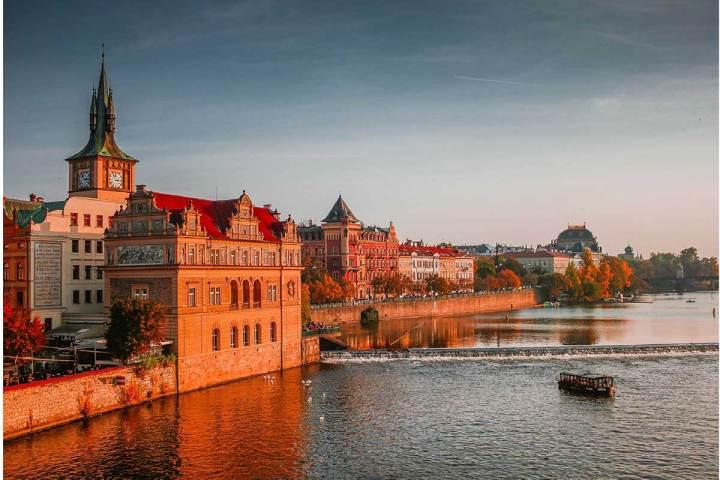推薦捷克著名景點-布拉格景致