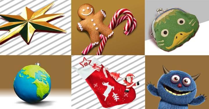 耶誕節活動-心理測驗-耶誕節吊飾選項