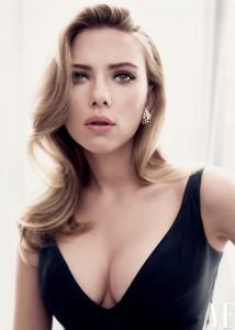 Scarlett Johansson favorite perfume