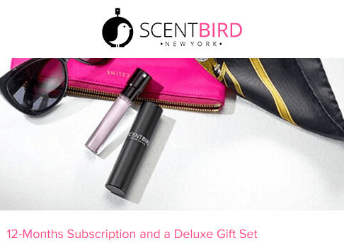 giveaway scentbird