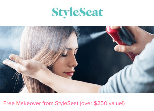 giveaway styleseat