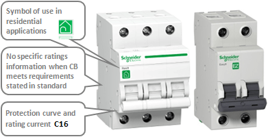 mcb wiring diagram 3 way switch multiple lights uk iec 60898 1 and 60947 2 a tale of two standards example resi9 eazy9 circuit breakers for residential applications