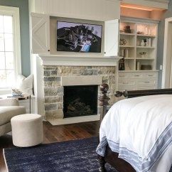 Living Room Fireplace And Tv Interior Design Paints 15 Creative Ways To Or Decorate Around The
