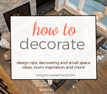 how to decorate - design tips, decorating ideas and room inspiration!