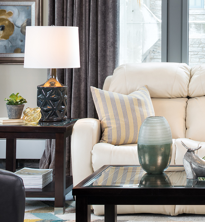 Modern Living Room Blog why this modern living room is the perfect mix - schneiderman's {the