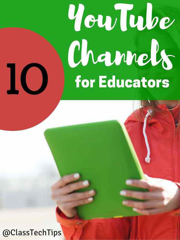 10 Educational YouTube Channels