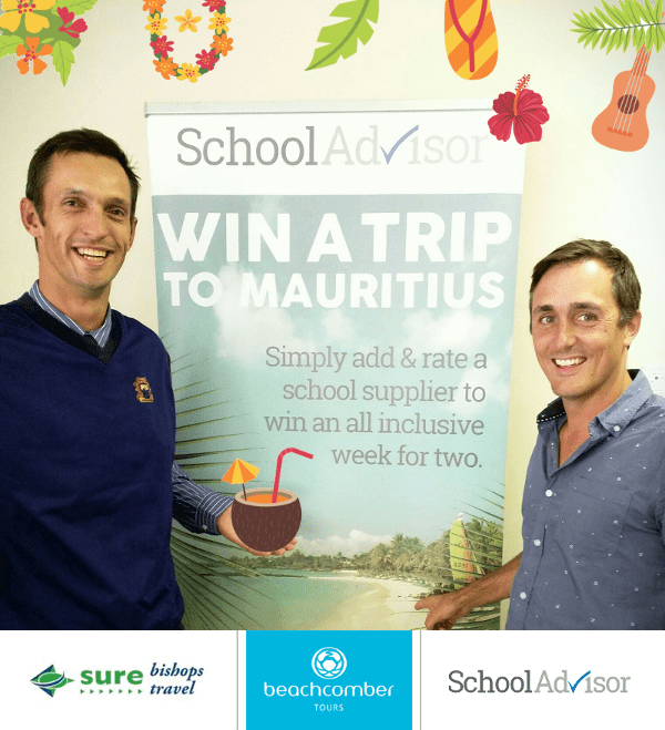 Winner of Mauritius Competition Announced!