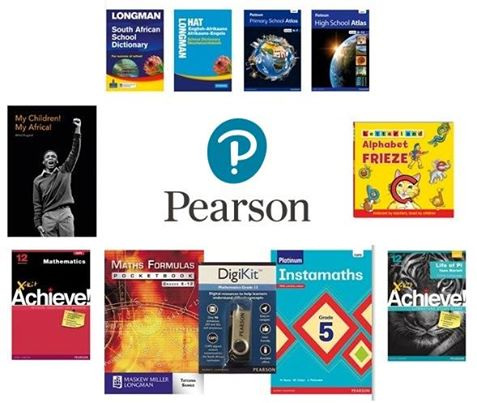 Review a Pearson or Maskew Miller Longman Product and Stand to Win a R1,000 Voucher
